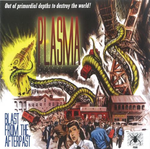 BLP 192 PLASMA - Split 7EP