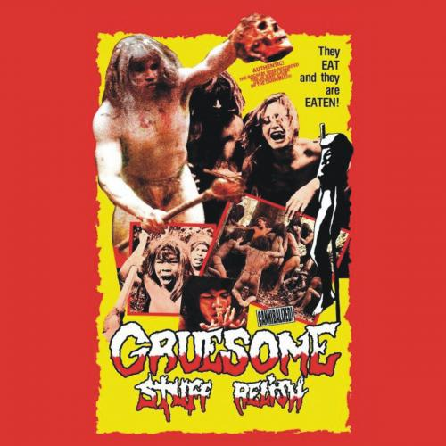 BLP 205 GRUESOME STUFF RELISH - Cannibalized!