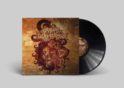 BLP 297 PURULENT SPERMCANAL / CARNAL DIAFRAGMA - Split 12″LP
