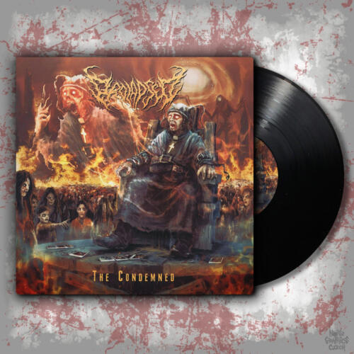 BLP 305 PROLAPSED - The Condemned 12″LP