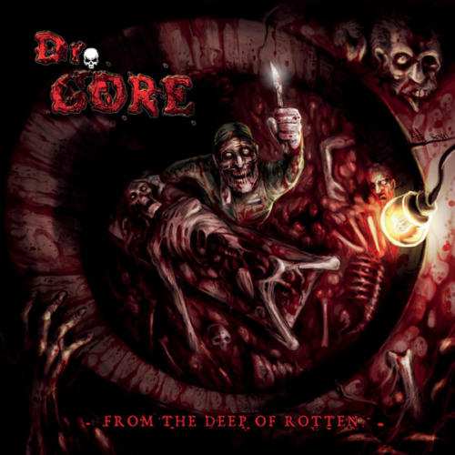 BLP 212 DR.GORE - From The Deep Of Rotten