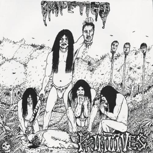 BLP 221 IMPETIGO / TRANSGRESSOR - Split CD