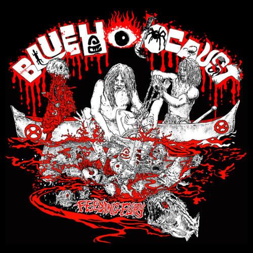 BLP 293 BLUE HOLOCAUST - Feeding Fury (Feral Practices) 3MCD