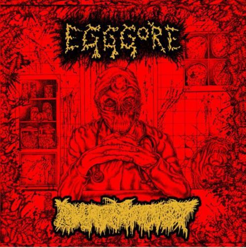 BLP 311 EGGGORE / PHARMACIST - Split CD