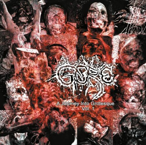 BLP 273 GORE - A Journey into Grotesque Vol I. CD