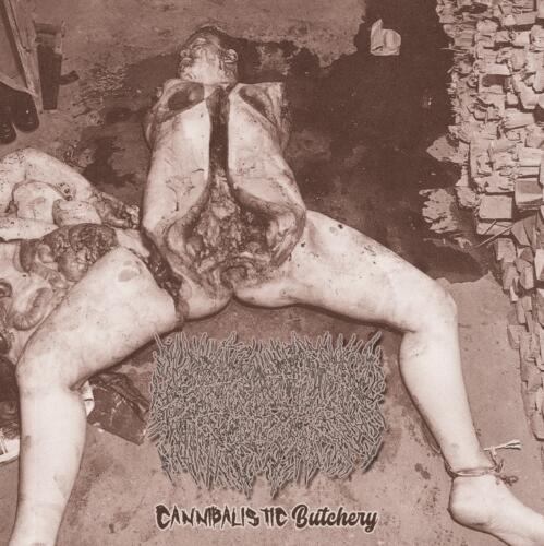 BLP 299 LIQUID VISCERA - Cannibalistic Butchery CD