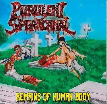 BLP 237 PURULENT SPERMCANAL - Remains Of Human Body