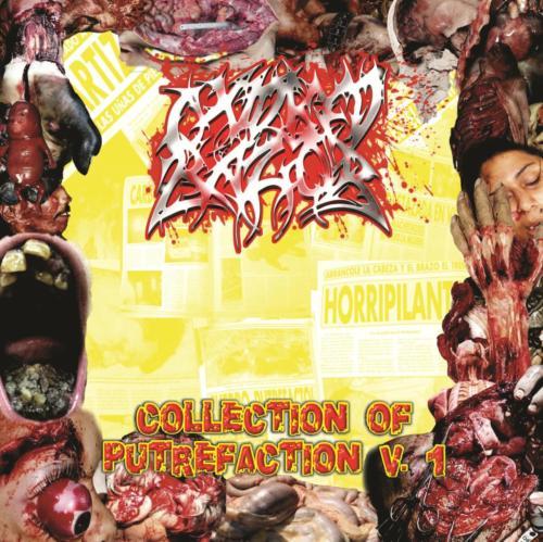 BLP 234 OXIDISED RAZOR - Collection Of Putrefaction Vol. 1